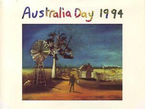 Australia-Post-Design-Set-MNH-Decimal-1994-Australia-Day