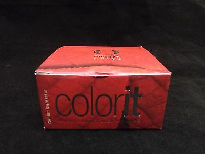 Organic Nails Colorit: Basic Collection (White) or Professional Pigment (Red)