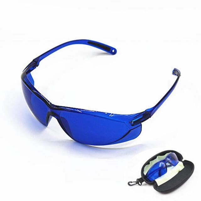 IPL Schönheit schützende rote Laser-Schutzbrille-Schutz-Gläser 200-1200nm YR