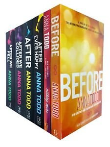Anna-Todd-After-Ever-Happy-Nothing-More-Series-6-Books-Collection-Set-NEW-Pack