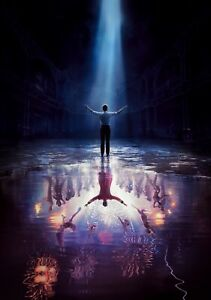 THE-GREATEST-SHOWMAN-Movie-PHOTO-Print-POSTER-Textless-Art-Hugh-Jackman-Film-001