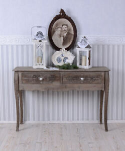 Table-Console-Cottage-Console-Table-Vanity-Make-Up-Schminkkonsole-New