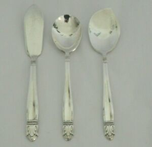 Silverplate Butter Spreader Danish Princess by Holmes /& Edwards
