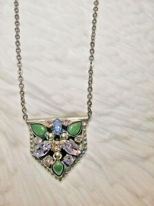 NEW-amp-RETIRED-Sorrelli-034-ARMY-GIRL-034-NECKLACE-BEAUTIFUL