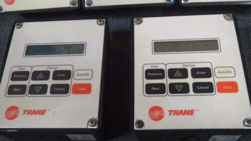 TRANE COMM LINK CHILLER DISPLAY INTERFACE 24 VAC MODEL X13650483-02 1