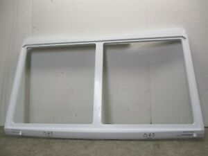 USED KENMORE ELITE REFRIGERATOR DRAWER COVER ASY ACQ73152504 AEC72910001 17