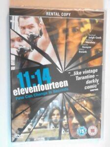11-14-Eleven-Fourteen-DVD-NEW-and-SEALED-Rental-Version