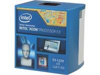 Intel Xeon E3-1220v3 Haswell 3.1ghz Lga 1150 80w Server Processor Bx80646e31220v on sale