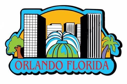 Orlando Florida Pegatina R2694