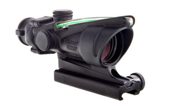Trijicon TA31F-G ACOG 4x32 Green Chevron Reticle Riflescope w/ TA51 Mount 100218
