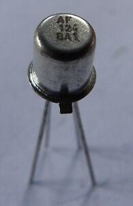 AF124 TRANSISTOR GERMANIUM PNP - N.O.S. x1