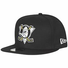 New Era 9Fifty Snapback Cap - NHL Anaheim Ducks schwarz