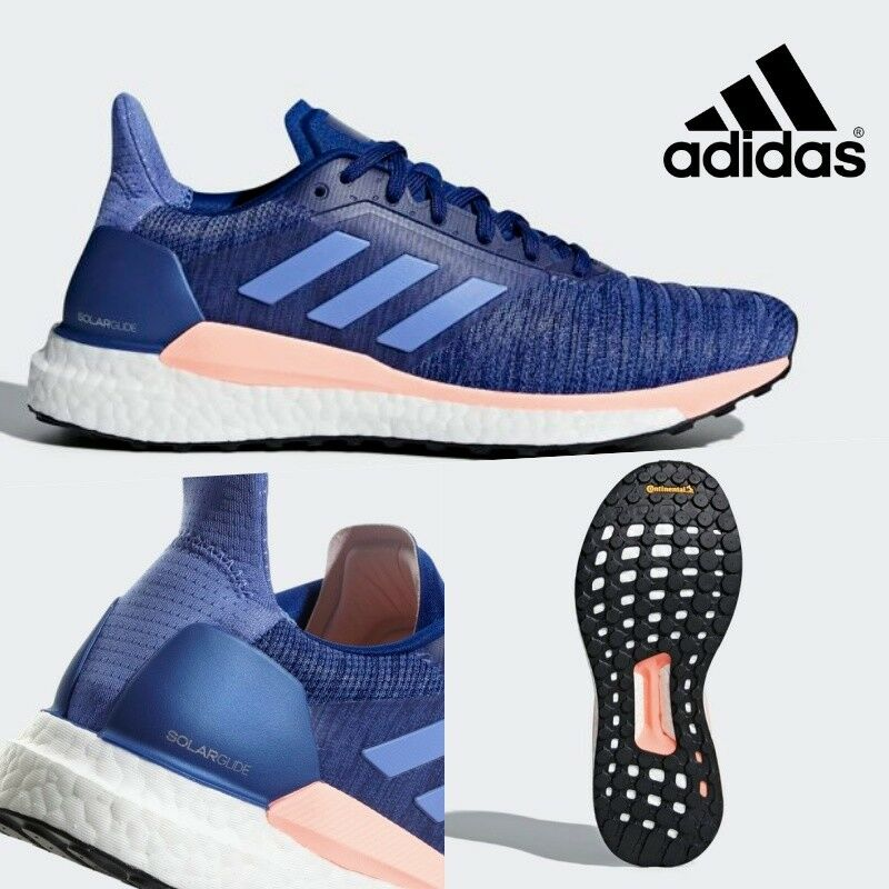 Adidas SOLARBOOS Mens Running Neutral Shoes Sneakers AQ0334 Price reduction