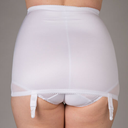Ds223 Nuovo Medium Hookside UK Girdle Control Made In Form Pretty 5OBqYY