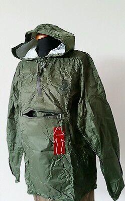 Ambizioso Nord Kapp Pioggia Giacca Pullover Nel Style Unisex Verde Oliva Tg. Xs Nuovo!-mostra Il Titolo Originale Ricco E Magnifico