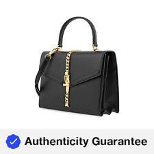 Gucci Small Sylvie 1969 Top-Handle Bag 602781 1DB0G 1000
