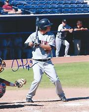 **GFA Minnesota Twins *TREVOR PLOUFFE* Signed 8x10 Photo T1 COA**