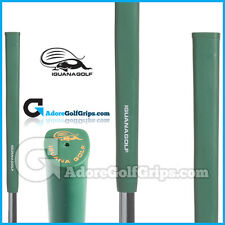 Iguana Golf Elastomer Paddle Putter Grip - Green + Free Tape
