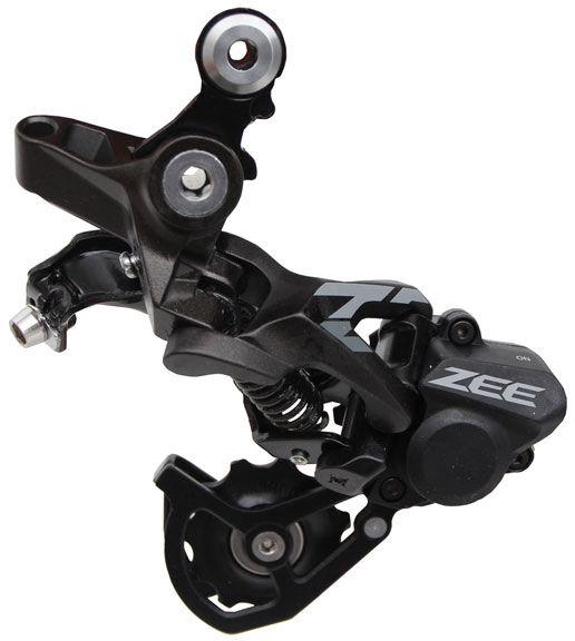 Shimano ZEE M640 10 Speed Mountain Bike MTB DH Rear Derailleur - SSW Cage