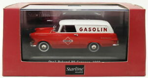 Starline-Models-1-43-Scale-Model-53043-1960-Opel-Rekord-P2-Caravan-Gasolin