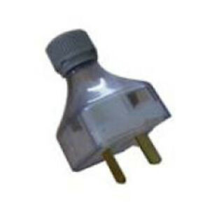 12-Volt-Power-Plug-Low-Voltage-Caravan-Boat-Camper-trailer-Power-Plug-2-Pin-T