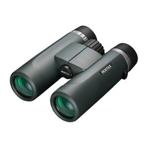Pentax-8x36-A-Series-AD-WP-Compact-Binocular-Fully-Multicoated-Optics-Green-NEW