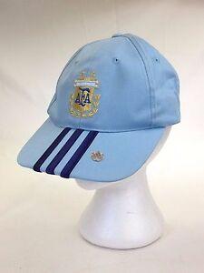 9aa0cb6759e Adidas Baseball Hat Light Blue AFA Argentina Football Assoc One Size ...