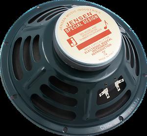 "Jensen C10Q 8 ohm 10"" guitar speaker classic Jensen 35 watt"