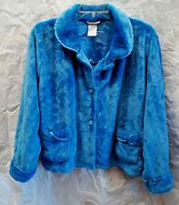 8825 La Cera 100/% Polyester Honeycomb Fleece Bed Jacket