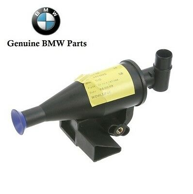 Genuine BMW E38 E39 Sedan Wagon Oil Separator Crankcase PCV OEM 11151705272