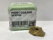 WALTER Indexable Drill Carbide Insert P6001-D31,00R WXP45 ORIGINAL NEW 1 pcs.