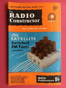 Das-Radio-Constructor-Vol-11-No-6-Januar-1958-Practical-Projekte-Kabellos