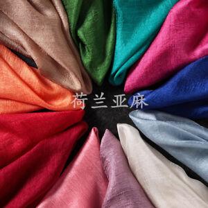 Womens-Fashion-Long-Linen-Scarf-Wrap-Ladies-Shawl-Girls-Large-Silk-Scarves-New