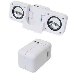 Aufklappbare-kleine-Stereo-Doppel-ToGo-Lautsprecher-mit-AUX-3-5mm-Klinke-Kabel
