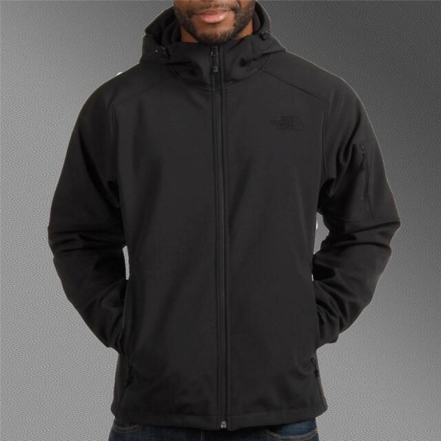 20023133a NEW THE NORTH FACE APEX ANDROID HOODIE JACKET - TNF Black - Mens Medium