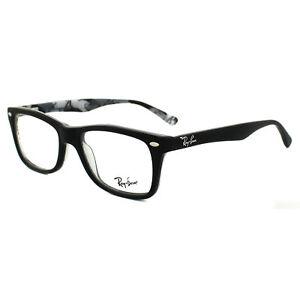95ed29b723 Ray-Ban Glasses Frames 5228 5405 Top Matt Black on Texture ...