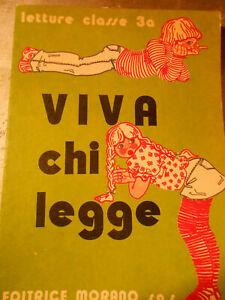LIBRO-VIVA-CHI-LEGGE-LETTURE-CLASSE-3A-ED-MORANO