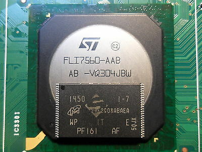 NAND FLASH MEMORY SHARP LC-39LE651 MT29F2G08ABAEA
