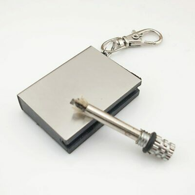 Fire Starter Multifunction Emergency Lighter Camping Survival Keychain Lighting