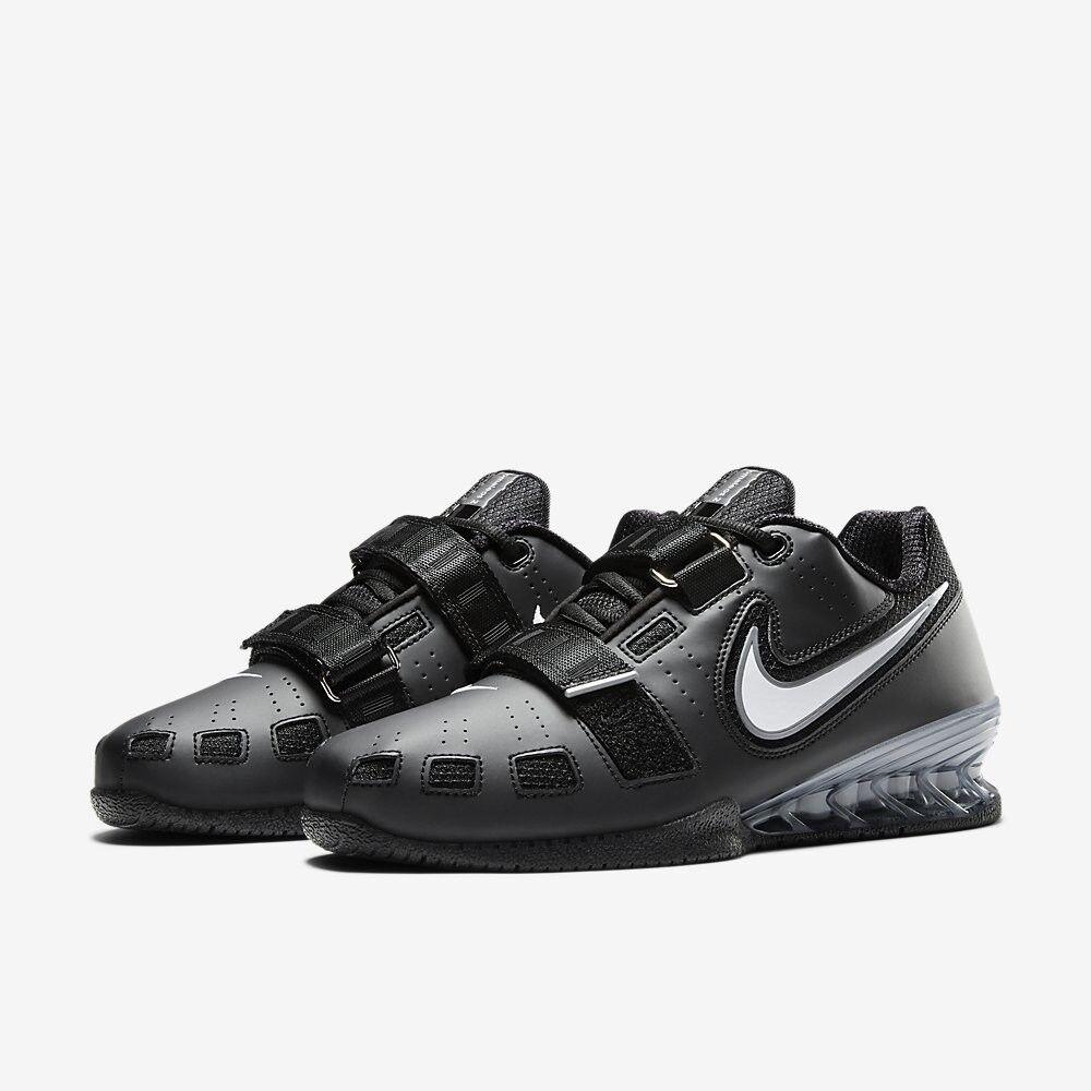 Nike ROMALEOS 2 476927 Weightlifting Powerlift Chaussures Noir 476927 2 010 Men  Chaussures de sport pour hommes et femmes 12e7de