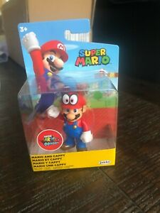 Nintendo-Mario-And-Cappy-Odyssey-2-1-2-Inch-Mini-Figure-Wave-24-Hobby