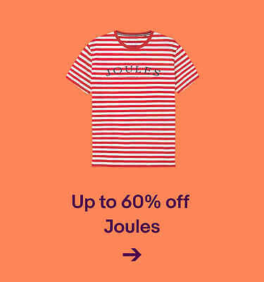 Up to 60% offJoules
