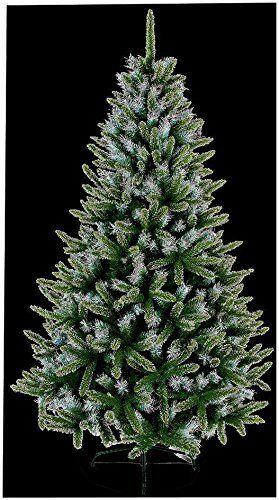 Abeto de Nieve Montaña Navidad 1.8m Navidad árbol de Navidad Montaña 8b5227