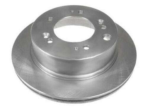 Fits kia sorento Mk1 2006-2015 arrière Mk1 ventilé disque de frein-diamètre 315mm