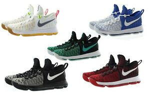 7c989afe02b98 Nike 843392 Mens Zoom KD Kevin Durant 9 Low Top Basketball Shoes ...