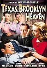 Texas, Brooklyn  Heaven (DVD, 2006)