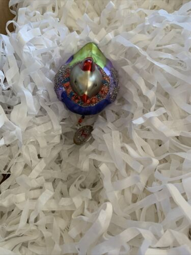 Details about  /Pottery Barn 12 Days of Christmas Ornament Day 3 Only Replacement Hen
