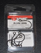 VMC ILS-30 In Line Hook Size 3/0 -  6 Pack Wide Gap X Strong Replacement Hooks