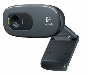 Logitech-C270-Webcam-USB-HD-Pro-3-0-MP-with-Mic-Video-Calling-and-Recording