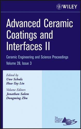 Ceramic Engineering and Science Proceedings: Advanced Cerami